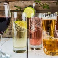 甘くて、飲みやすいお酒を嗜む